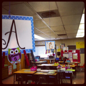 Table Points and Classroom Management