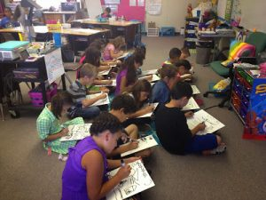 Listen & Sketch: A great teaching strategy for visualizing