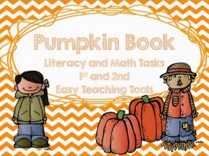 "This is the first year I'll be doing ""Pumpkin Week"" with my kiddos! {Part 1}"