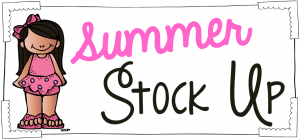 Clip Chart Tips and Tricks, Daily Schedule Cards, Summer Stock Up Freebies and a Giveaway!!!