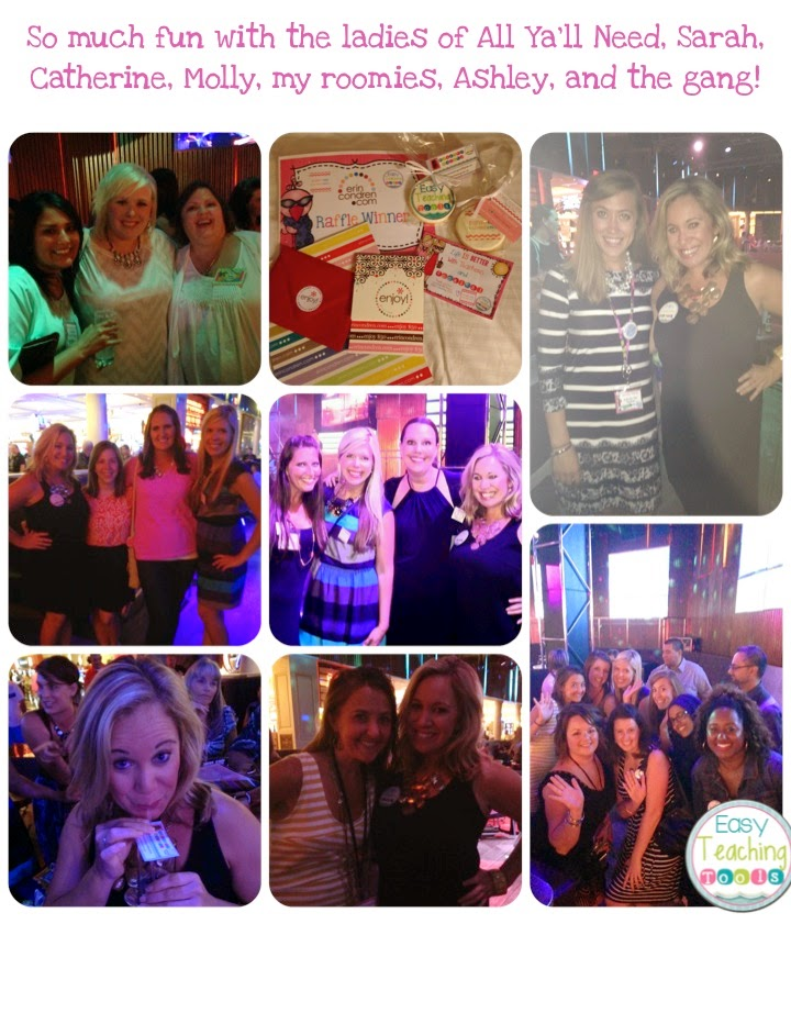 las vegas, teacher, teachers pay teachers, meet up, friends, a modern teacher, erin condren