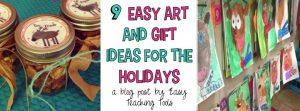 Last minute ART and Christmas gift ideas