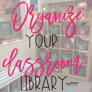 How do you level your classroom library?