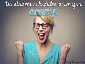 Does Managing Student Schedules Drive You Crazy?