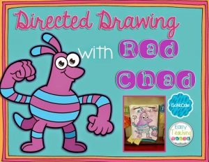 Go Noodle Directed Drawing