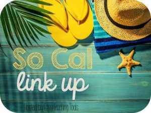 So Cal End of the Year Link Up {FREEBIES}