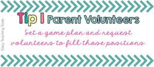 Are Parent Volunteers Too Much Work?
