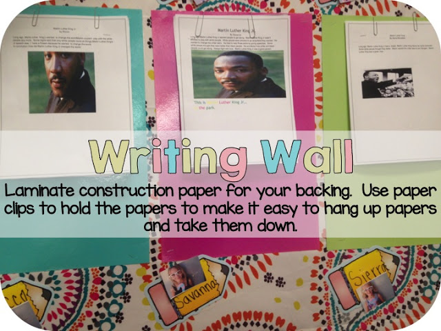 I've got several Martin Luther King Jr. Activities that you can use in your classroom this month.