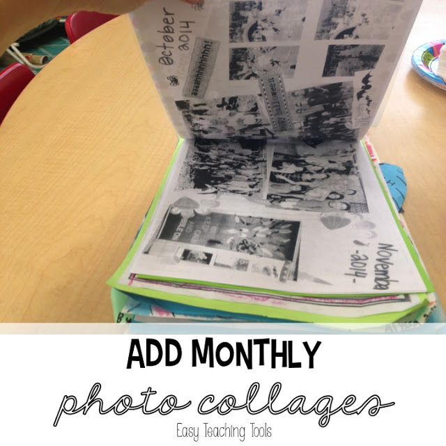 If you hate putting memory books together, then I've got the solution for you! All you'll need are file folders with the prongs and a two hole punch.