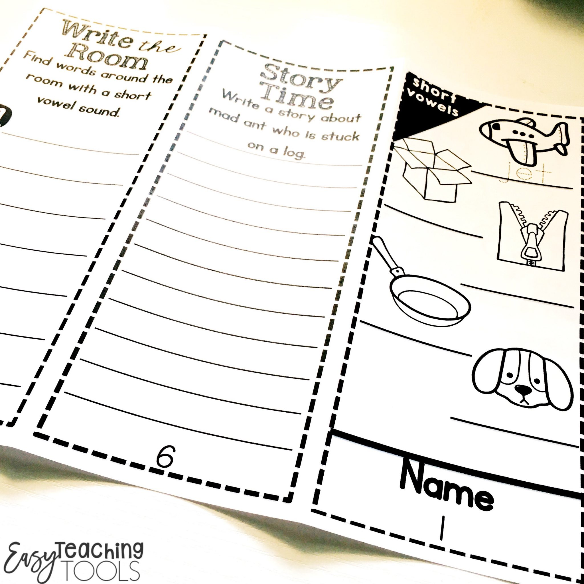 mplement these easy phonics activities and games into your classroom tomorrow.
