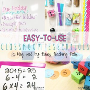 Classroom Essentials to Increase Student Engagement