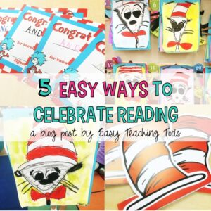 5 ways to celebrate Read Across America