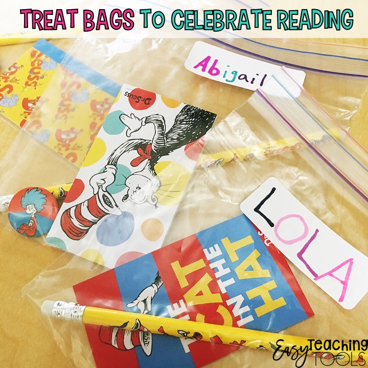 I'm sharing 5 ways to celebrate Read Across America in your class that your students will be sure to love!