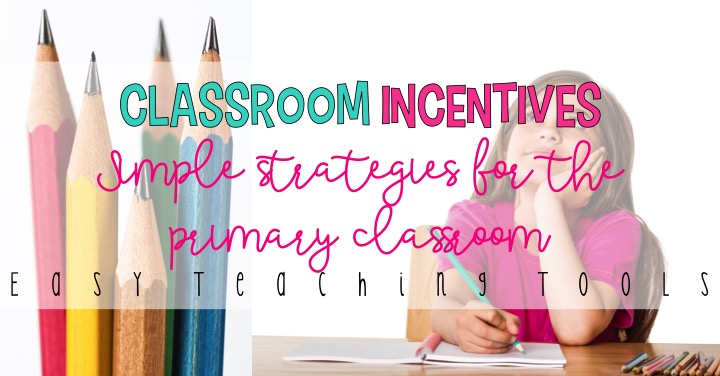 Students perform well with clear expectations and positive reinforcement.Classroom incentives are powerful tools teachers can use to maintain high expectations and reward expected behavior.