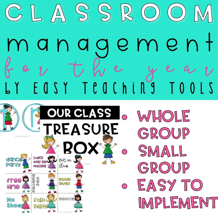 Classroom Incentives In The Primary Classroom Easy Teaching Tools