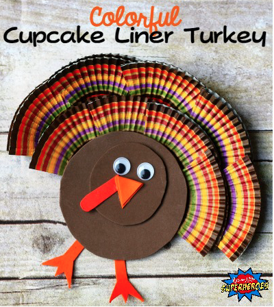 November is a fun month for turkey crafts in the classroom.  I love to incorporate them as a Fun Friday art project, an independent activity during centers if it's simple enough, or as a break from guided reading.  Here are some easy turkey crafts for your classroom!
