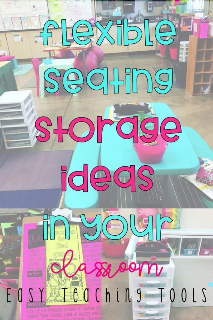 When I fully embarked on the flexible seating journey last year, I wasn't sure where my students would store all of their stuff.  Where will their books go, notebooks, and supplies?  Was I going to do community supplies, individual supplies, or a mix of both?  See what worked and didn't in our class as we tried our different flexible seating storage.