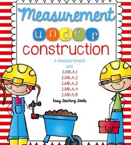math unit on measurement